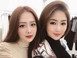 Ca sĩ Hương Tràm lại náo loạn mạng xã hội khi khoe dàn em gái đẹp như hot girl-10