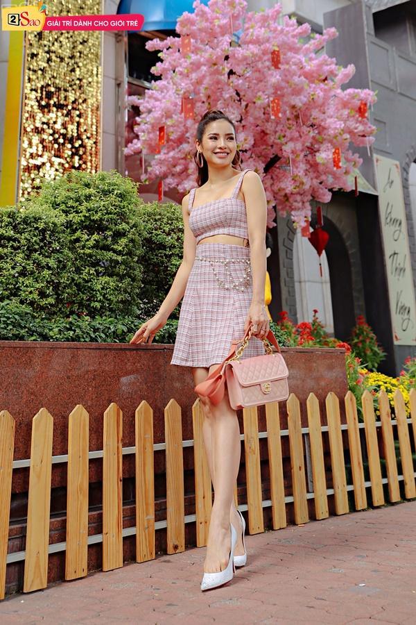 Lục túi Phương Trinh Jolie ngày Tết: Bất ngờ với món đồ rẻ như bèo trong túi xách Chanel trăm triệu-9