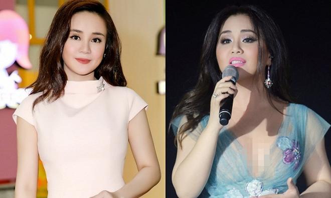 Khẩu chiến Vy Oanh - Thu Hoài trên mạng xã hội: Một loạt bí mật động trời của showbiz Việt đã được khui ra?-1