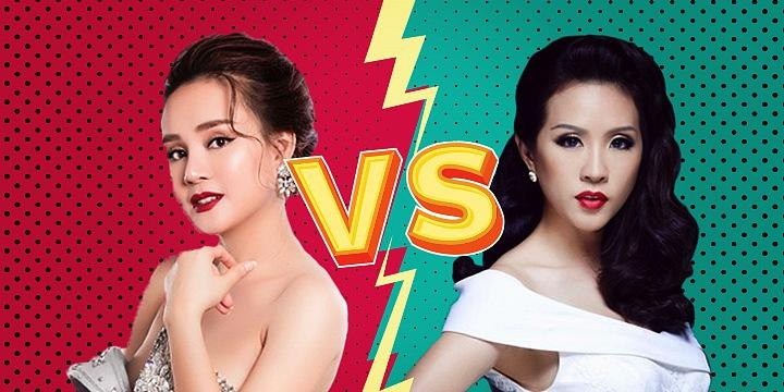 Khẩu chiến Vy Oanh - Thu Hoài trên mạng xã hội: Một loạt bí mật động trời của showbiz Việt đã được khui ra?-2