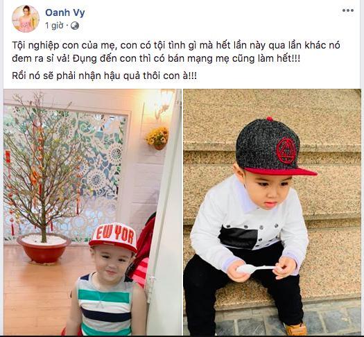Khẩu chiến Vy Oanh - Thu Hoài trên mạng xã hội: Một loạt bí mật động trời của showbiz Việt đã được khui ra?-5
