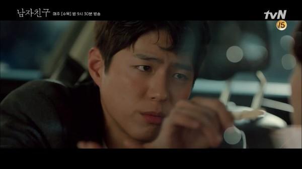 Park Bo Gum thường xuyên có cảm xúc với Song Hye Kyo trong Encounter, chưa từng diễn cảnh say rượu trước đây-8