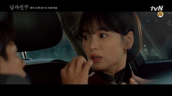 Park Bo Gum thường xuyên có cảm xúc với Song Hye Kyo trong Encounter, chưa từng diễn cảnh say rượu trước đây-9