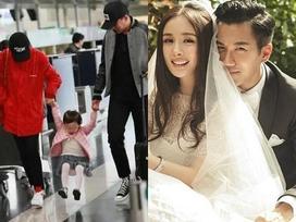 Trở về Hong Kong đón tết cùng con gái, Lưu Khải Uy phản ứng lạ khi bị hỏi 'hôn nhân có người thứ ba xen vào?'