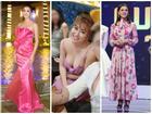 Đẹp 'rụng rời' cả năm xong đến cuối năm Hoa hậu Tiểu Vy lại lọt top SAO MẶC XẤU vì bộ cánh sến sẩm