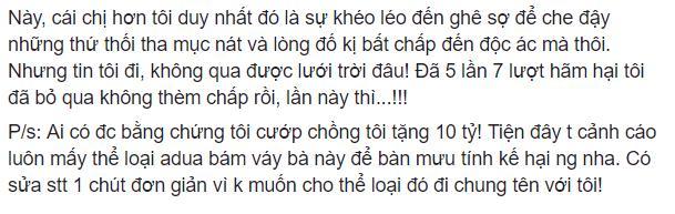 Giữa scandal đấu tố với hoa hậu Thu Hoài, Vy Oanh gây sốc khi gọi thẳng Trấn Thành là thằng vuốt đuôi-4