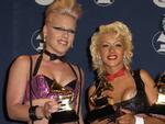 Christina Aguilera phủ nhận từng đấm vào mặt 'kẻ thù' Pink