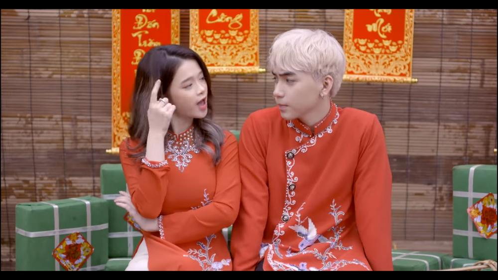 Linh Ka ra MV mới nhưng vòng 1 ngoại cỡ còn gây sốc hơn cả giọng ca thảm họa-1
