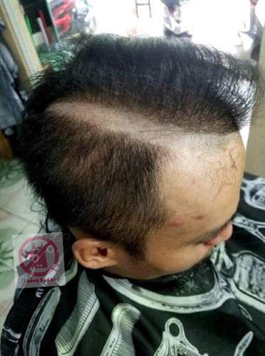 Thảm họa làm đẹp đón Tết phiên bản nam: khi cắt tóc thôi cũng là một trò may rủi-1