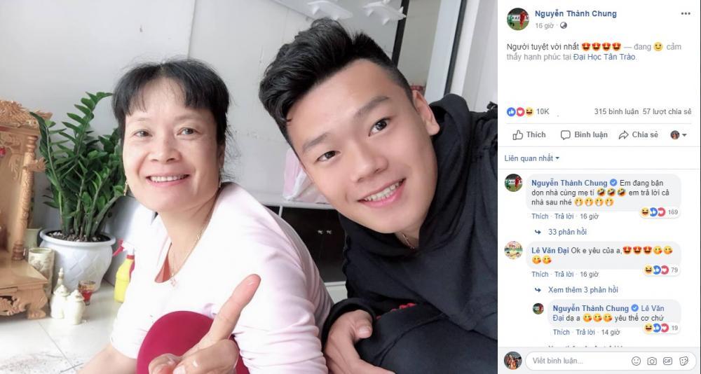 Tuyển thủ Việt Nam có nhà mới, xe xịn đón Tết Kỷ Hợi bên gia đình-7