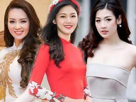 Dàn hoa hậu đổ xô làm MC VTV: Quả ngọt khó cưỡng?