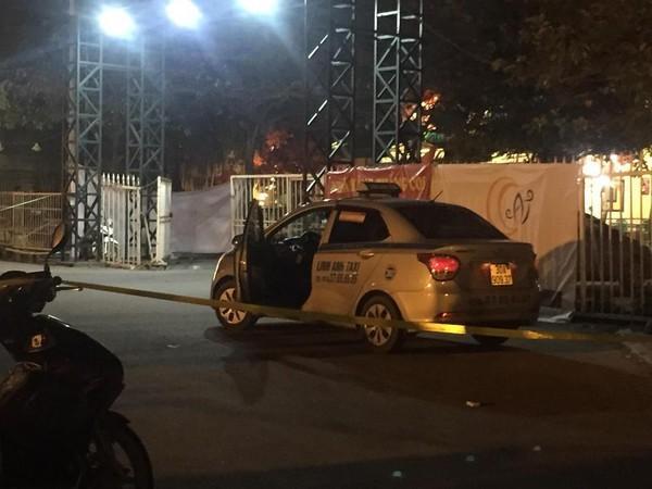 Nóng: Đã bắt được nghi can cứa cổ tài xế taxi trước sân vận động Mỹ Đình-1