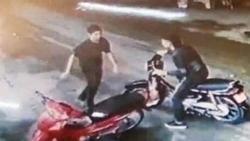 Nóng: Đã bắt được nghi can cứa cổ tài xế taxi trước sân vận động Mỹ Đình