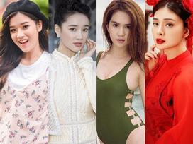 Sự trở lại của bộ tứ mỹ nhân được mong đợi nhất màn ảnh Việt năm 2019