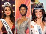 Vượt Miss World lẫn Miss Universe, cô gái Ấn Độ đẹp như tiên lên ngôi Hoa hậu của các hoa hậu 2018-13