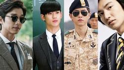 Đây là 4 nam chính 'huyền thoại' không ai vượt qua được của màn ảnh nhỏ Hàn Quốc