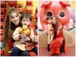 Phủ nhận có bạn trai mới, Thu Thủy nêu tiêu chí: 'Người đàn ông tôi yêu phải thương cả con trai tôi'