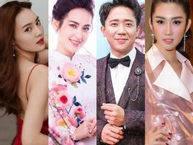 Trấn Thành và dàn sao Việt gửi lời chúc Tết độc giả 2Sao.vn: Sung túc, an vui và thoải mái như con Heo