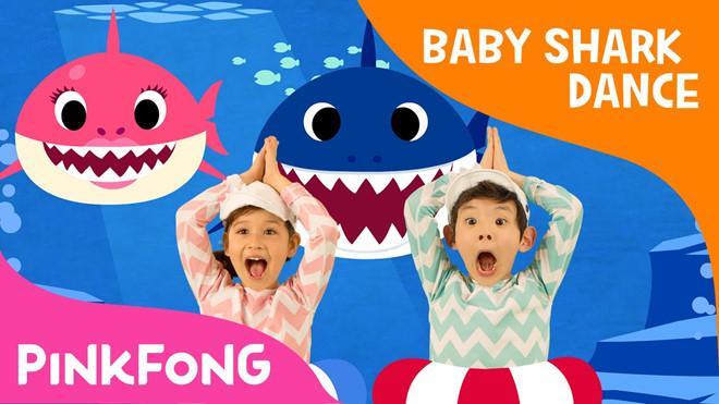 Nghe ngay hiện tượng toàn cầu Baby Shark phiên bản COVID-19-1