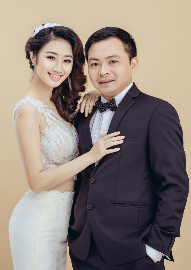 Hoa hậu Thu Ngân: Kém chồng 19 tuổi nhưng tôi không phải nhún nhường-1