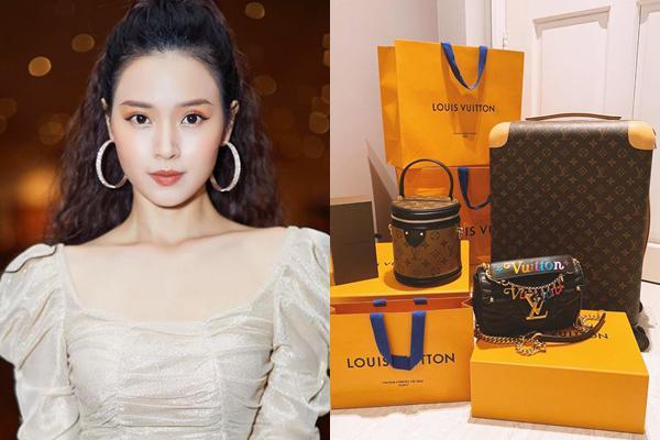 Sao Việt so độ vung tiền sắm hàng hiệu đón năm mới-6