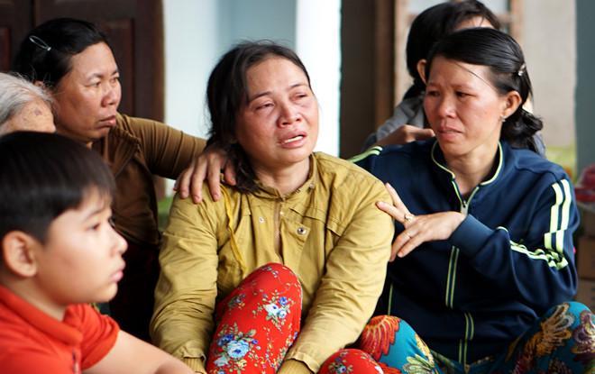 Vụ nhân viên cây xăng bị sát hại: Cha con hẹn sáng 30 Tết cùng về quê-1