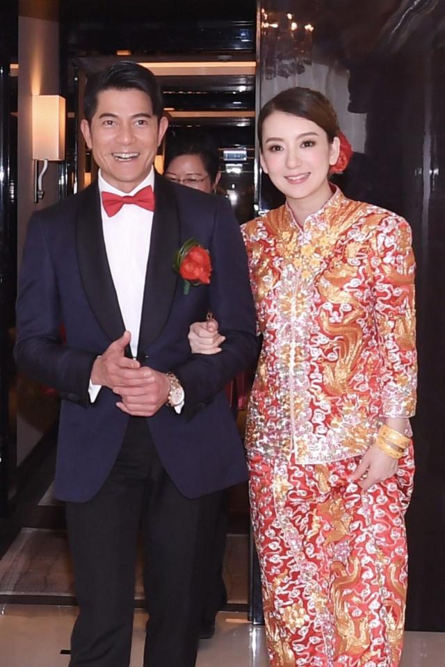 Điểm danh những mỹ nhân Hoa ngữ đình đám sẽ lên chức mẹ trong năm heo vàng-4