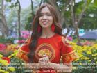 Nhật Hà khoe nhan sắc xinh tươi, nói tiếng Anh như gió tại Hoa hậu Chuyển giới Quốc tế 2019