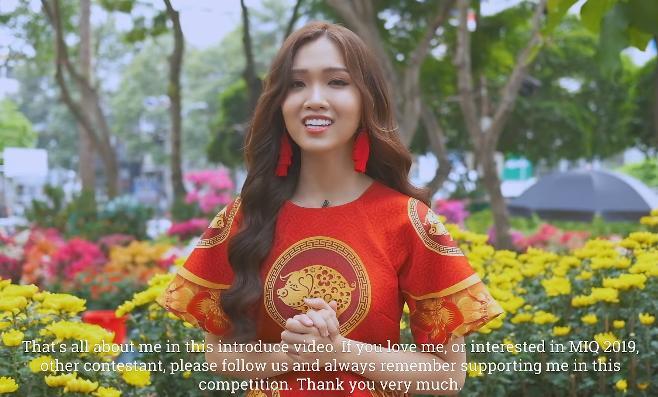 Nhật Hà khoe nhan sắc xinh tươi, nói tiếng Anh như gió tại Hoa hậu Chuyển giới Quốc tế 2019-1