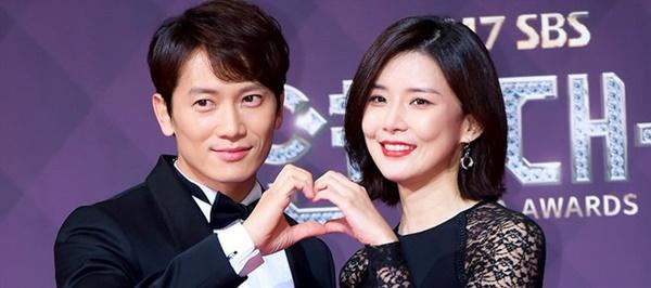 Vợ chồng nổi tiếng Ji Sung - Lee Bo Young hạ sinh con thứ 2-1