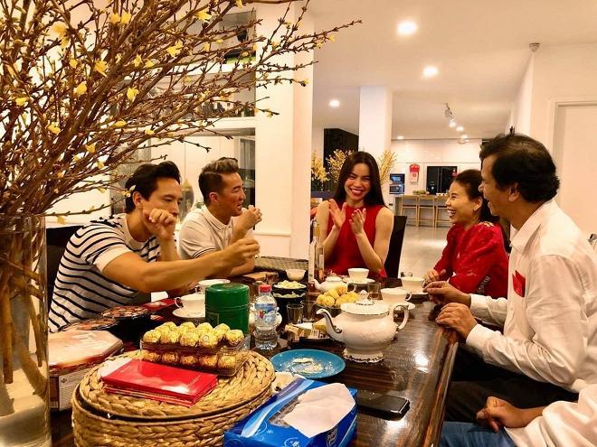 Đón Tết cùng Kim Lý, Hồ Ngọc Hà tiết lộ tiêu chuẩn chọn người xông đất đầu năm-4