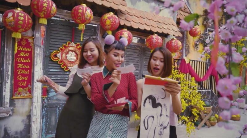 MV Tết của Trương Thảo Nhi được chia sẻ rần rần vì lời hát cực bắt trend-3