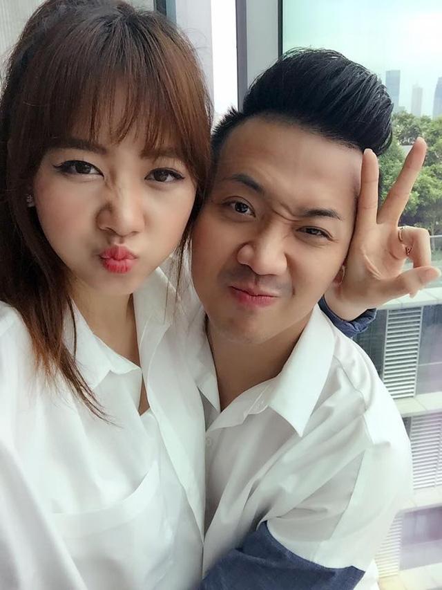 Đúng sinh nhật Trấn Thành, Hari Won bất ngờ công khai quá khứ nhiều lần từ chối lời tỏ tình của ông xã-2