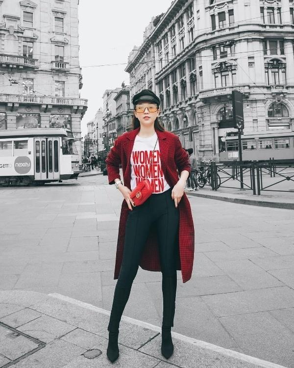 Bí kíp diện sắc đỏ cho cả năm may mắn của sao Việt-4
