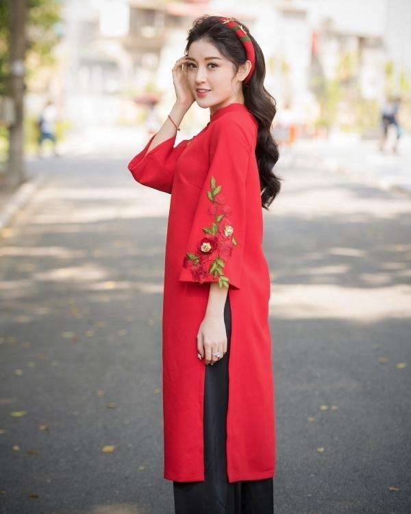Bí kíp diện sắc đỏ cho cả năm may mắn của sao Việt-5