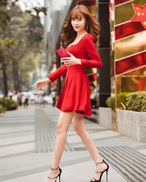 Bí kíp diện sắc đỏ cho cả năm may mắn của sao Việt-6