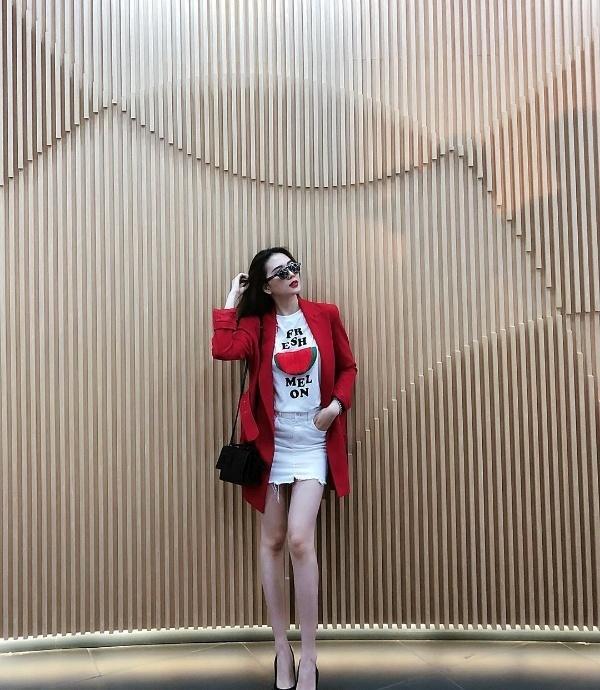 Bí kíp diện sắc đỏ cho cả năm may mắn của sao Việt-7