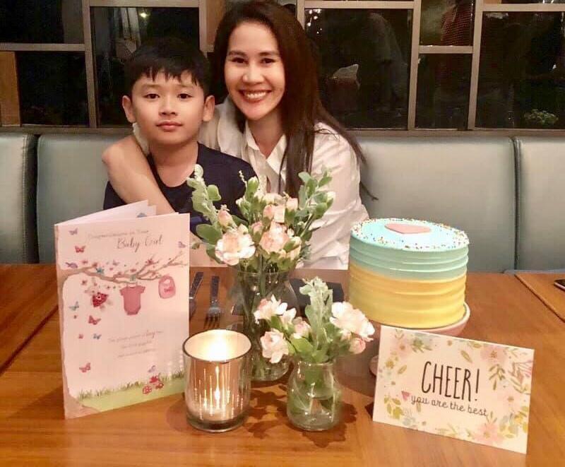 U40 Thân Thúy Hà hạ sinh con thứ hai sau nhiều năm làm mẹ đơn thân-4