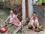 Không còn nghiện khoe thân, Angela Phương Trinh tuổi 24 đẹp nền nã trong bộ đồ phật tử-14