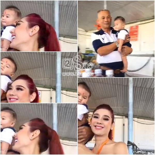 Livestream cao hứng, Lâm Khánh Chi công khai luôn con trai ruột sinh từ tinh trùng của mình và trứng của chị dâu-2