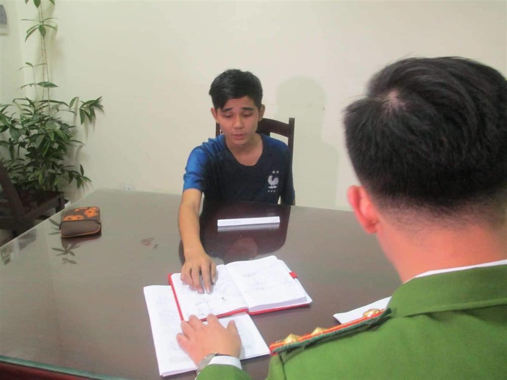 Trinh sát hình sự kể hành trình truy bắt nghi phạm cứa cổ tài xế taxi ở Mỹ Đình-1