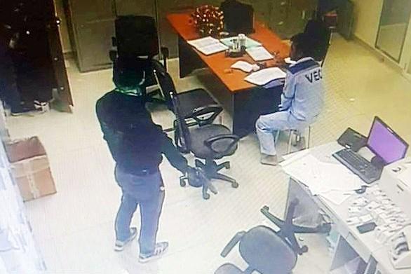 Thông tin mới vụ cướp táo tợn Trạm thu phí Long Thành - Dầu Giây-1