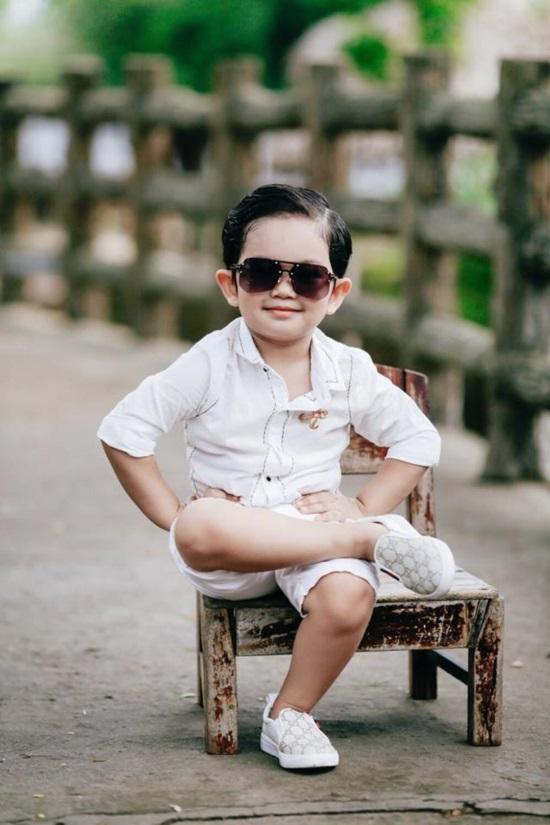 Mới hơn 3 tuổi, con trai Khánh Thi đã có bộ sưu tập đồ hiệu cả 100 triệu đồng-7