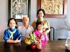 Ca sĩ Hồng Nhung bị ngã xe mồng 3 Tết, thấy còn may mắn vì lý do này