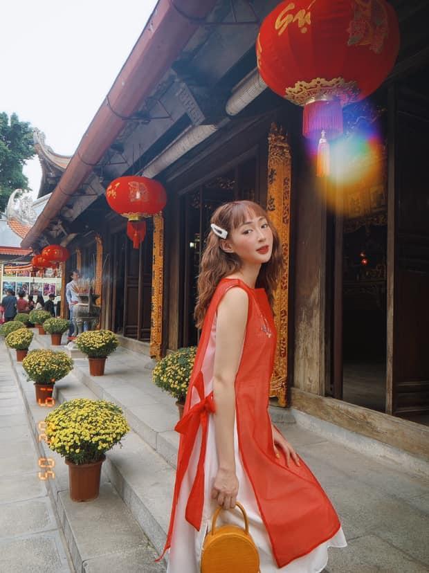 Ăn mặc hớ hênh, bạn gái Quang Hải bị nhắc nhở đúng mùng 2 Tết-10