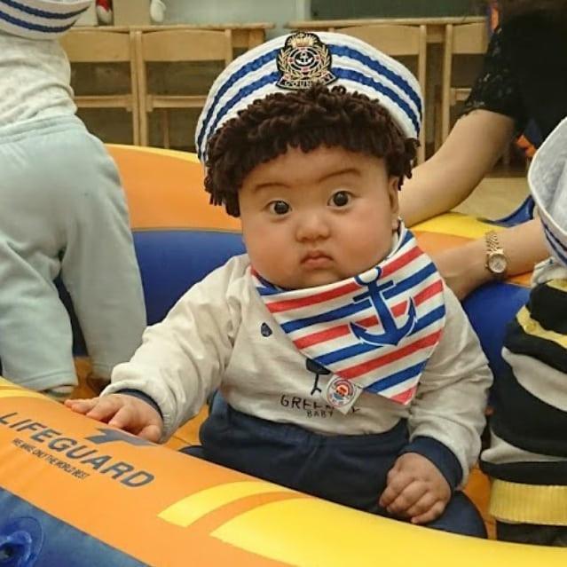 Bé trai Hàn Quốc 2 tuổi nổi tiếng trên mạng vì biểu cảm hài hước-4