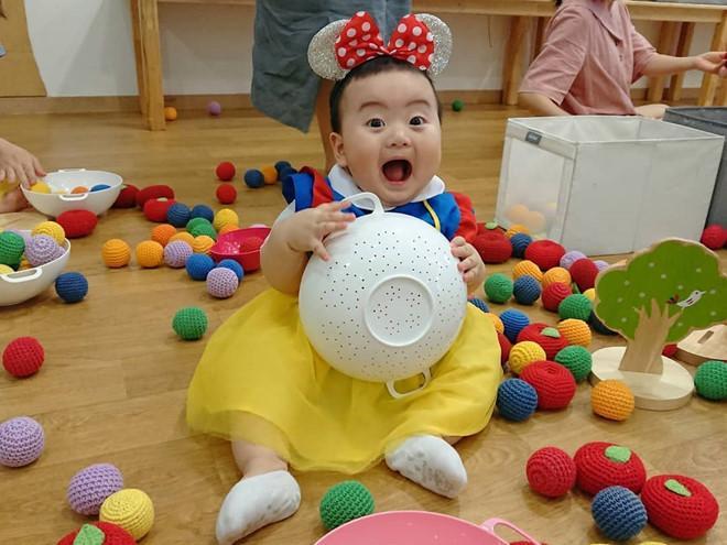 Bé trai Hàn Quốc 2 tuổi nổi tiếng trên mạng vì biểu cảm hài hước-7