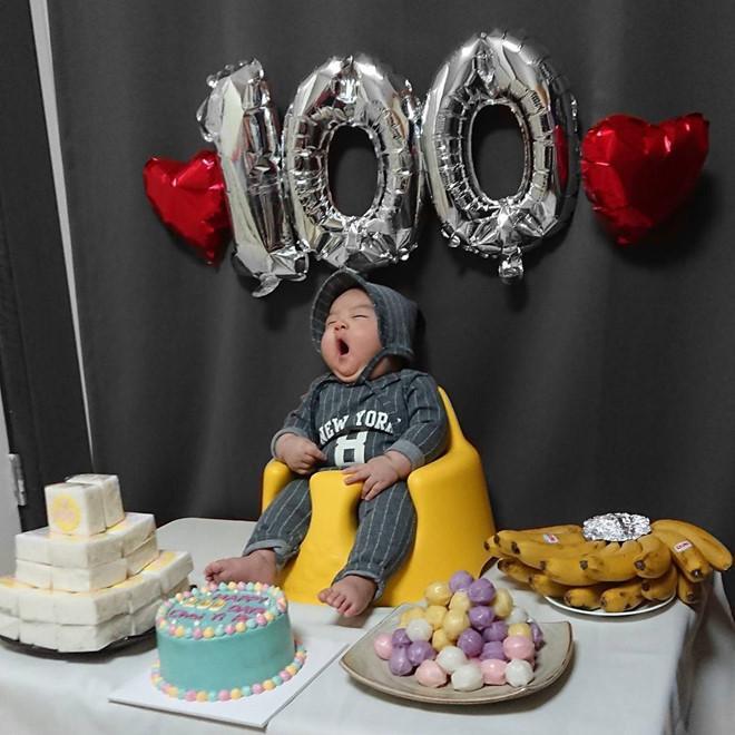 Bé trai Hàn Quốc 2 tuổi nổi tiếng trên mạng vì biểu cảm hài hước-12