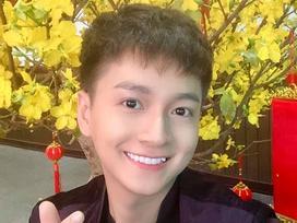 Đăng ảnh đẹp trai 'lồng lộn' ngày Tết, Ngô Kiến Huy bị bóc mẽ ngay sử dụng phần mềm bóp mặt