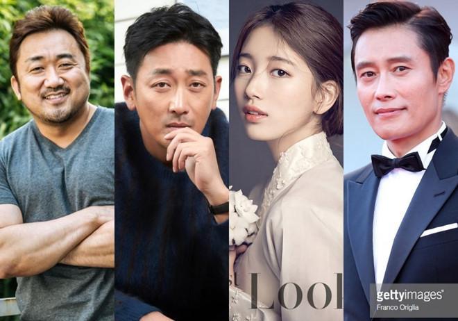 Suzy - mỹ nhân diễn non kém nhưng chuyên hợp tác ngôi sao hạng A-6